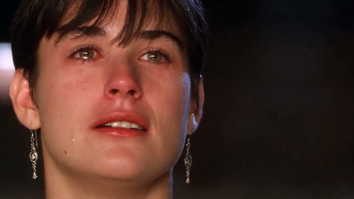 demi moore in ghost