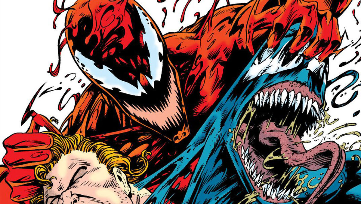 Carnage doing the most in Marvel Comics