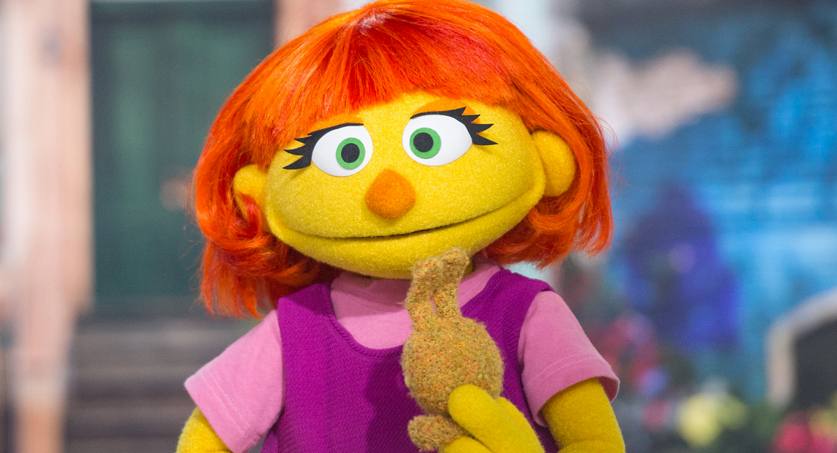 Julia, who means a lot to many families, deserves better than a partnership between Sesame Street and Autism Speaks.
