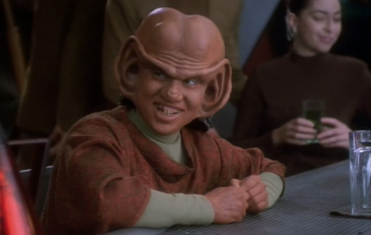 Aron Eisenberg in Star Trek- Deep Space Nine (1993)