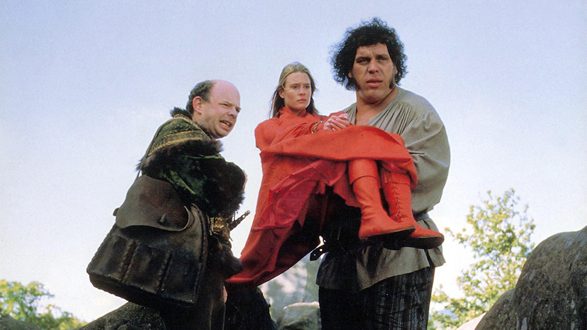 Celebrities Created a Homemade Remake of The Princess Bride! … For Quibi?