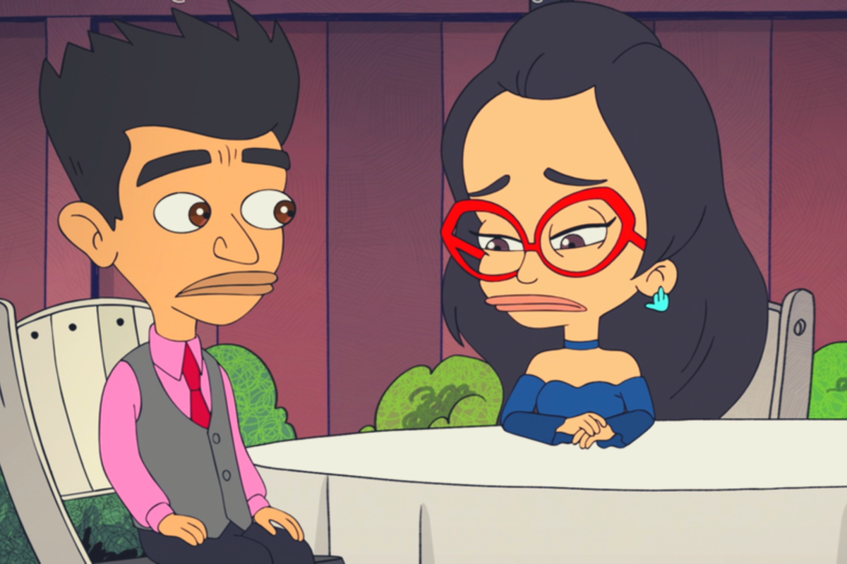 Ali Wong Big Mouth pansexuality bisexuality