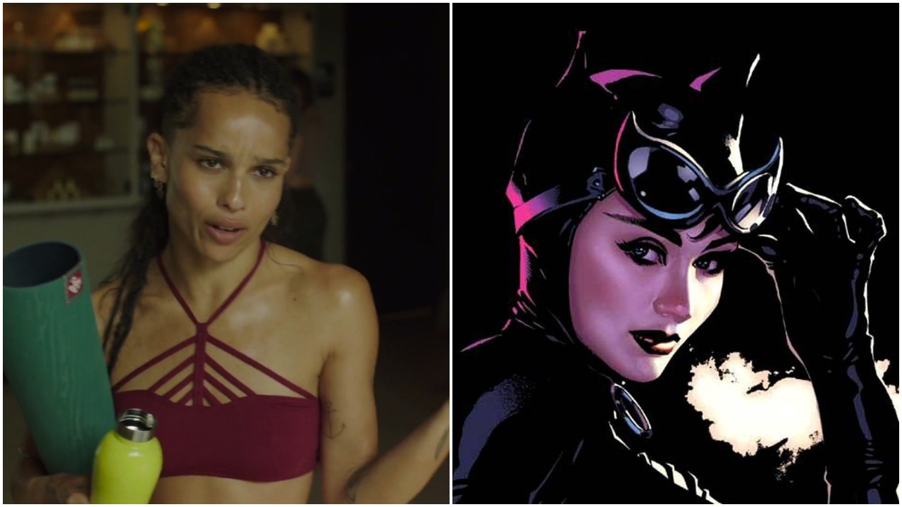Zoe Kravitz is going to Gotham in The Batman, where she'll play Selina Kyle/Catwoman.