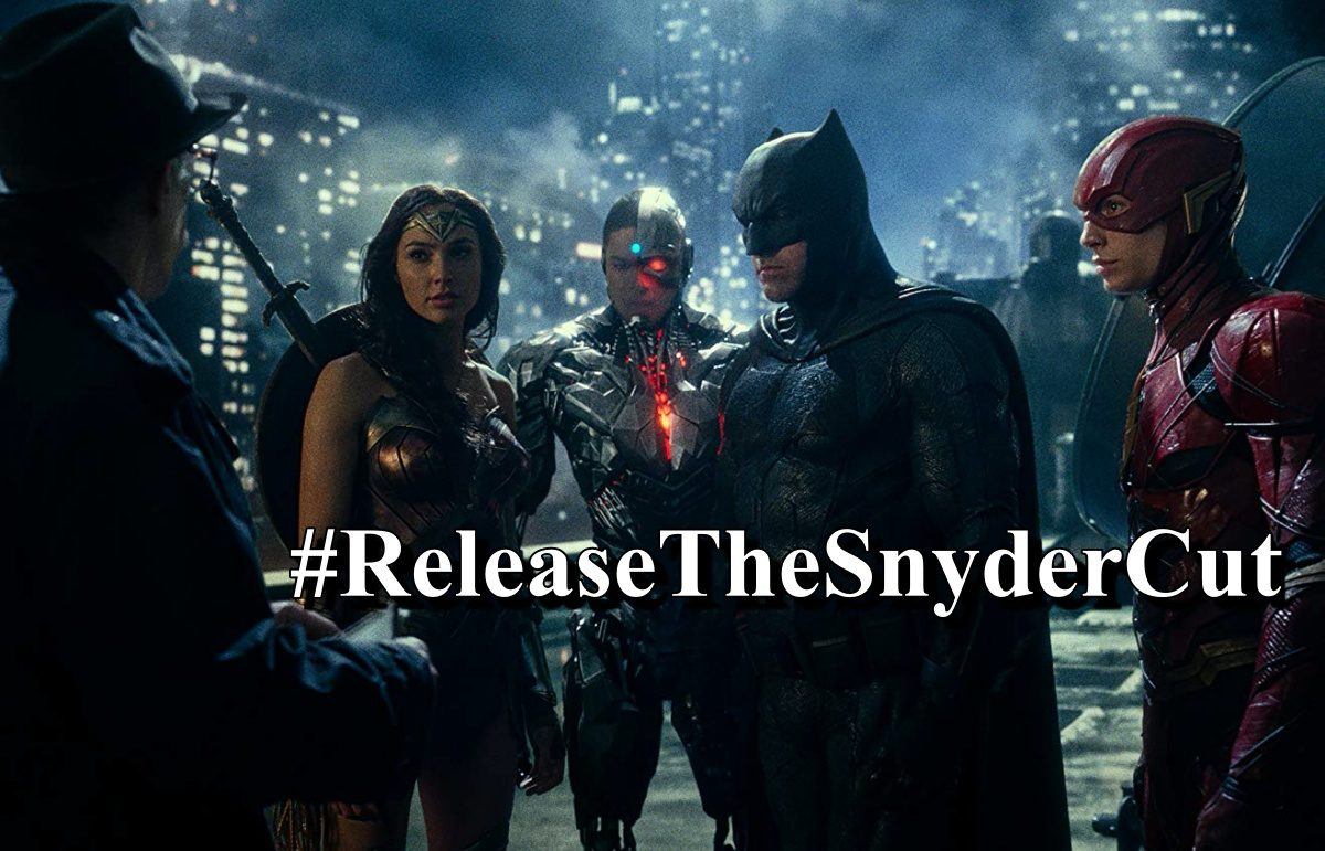 HBO Max will #ReleaseTheSnyderCut of 'Justice League' in 2021