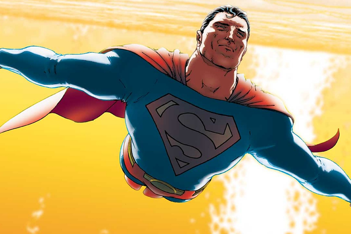 All-Star Superman by Alan Moore