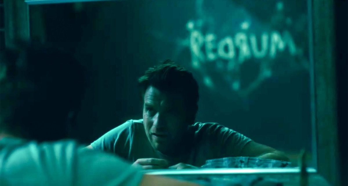 Ewan McGregor as Dan Torrance in Doctor Sleep.