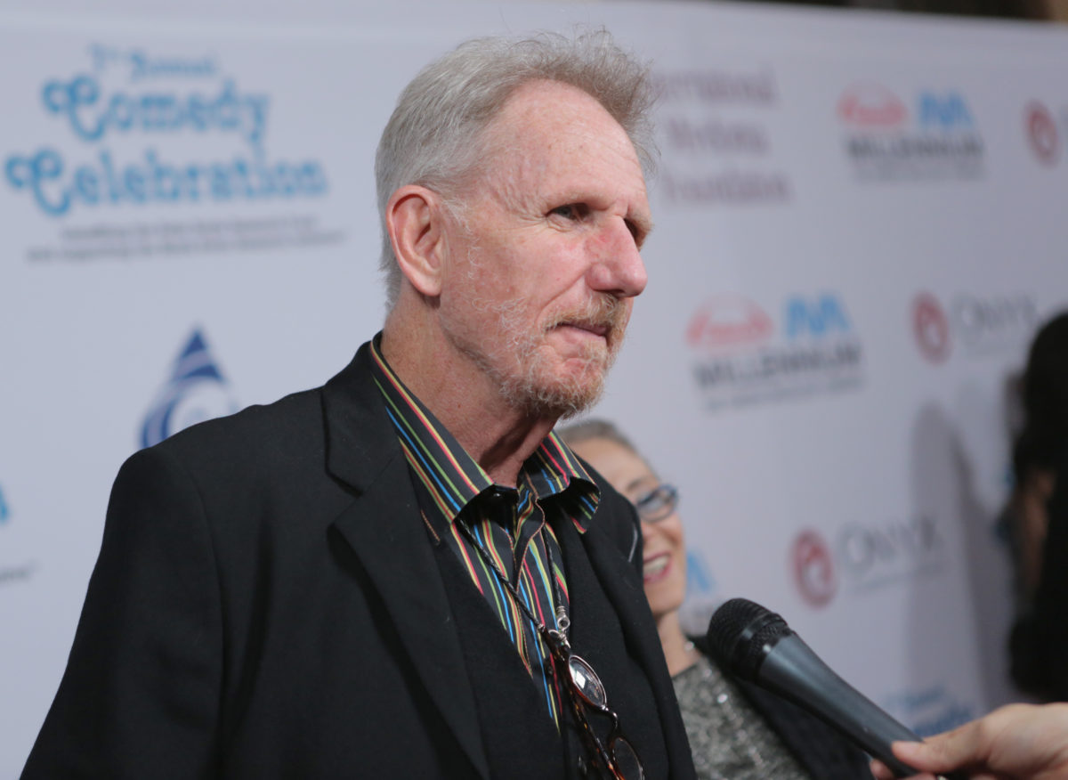 LOS ANGELES, CA - NOVEMBER 09: Actor Rene Auberjonois attends the International Myeloma Foundation's 7th Annual Comedy Celebration Benefiting The Peter Boyle Research Fund hosted by Ray Romano at The Wilshire Ebell Theatre on November 9, 2013 in Los Angeles, California. (Photo by Mike Windle/Getty Images for IMF)