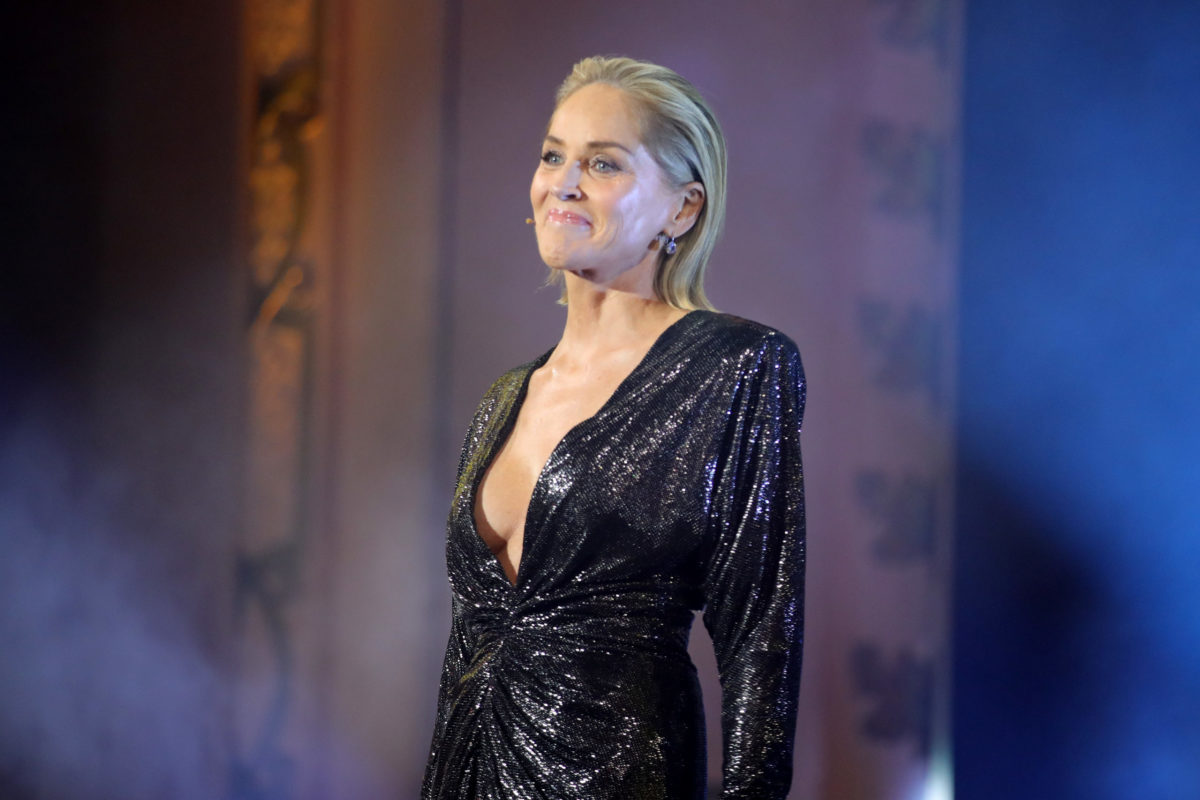 Sharon Stone Gets Frank About an Uncomfortable On-Set ...
