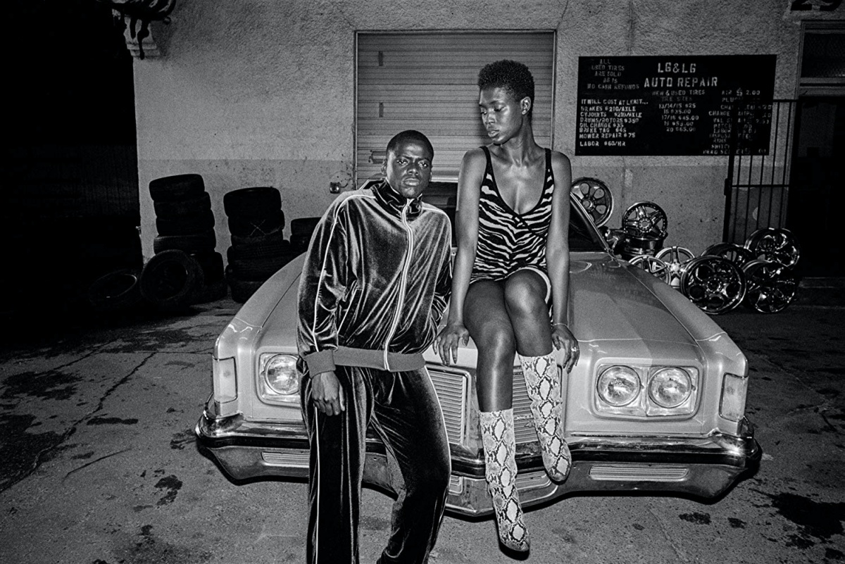 Daniel Kaluuya and Jodie Turner-Smith in Queen & Slim (2019)