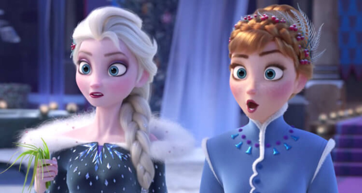 We Are Not Talking Enough About Anna In Frozen 2 The Mary Sue