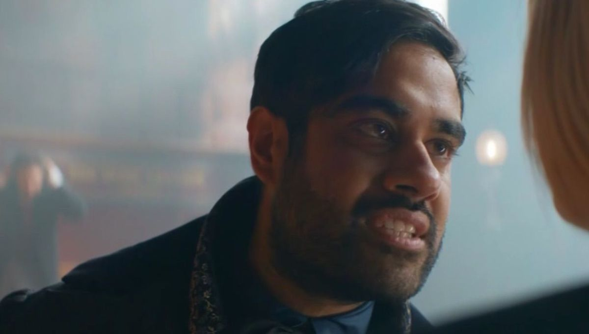 Sacha Dhawan in Doctor Who