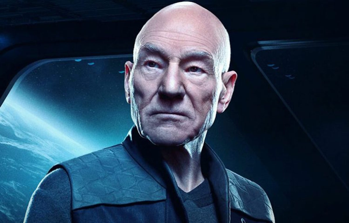 Sir Patrick Stewart in Star Trek: Picard