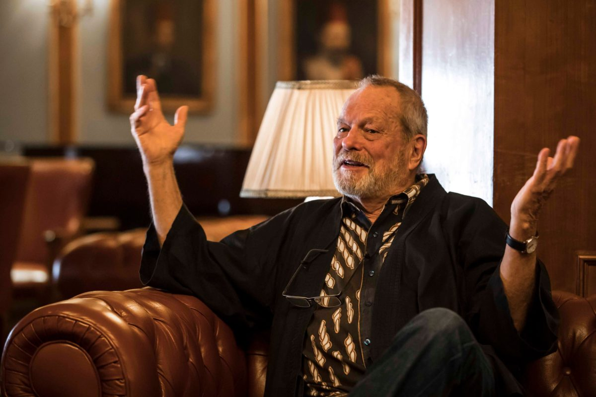 terry gilliam is here to save white men