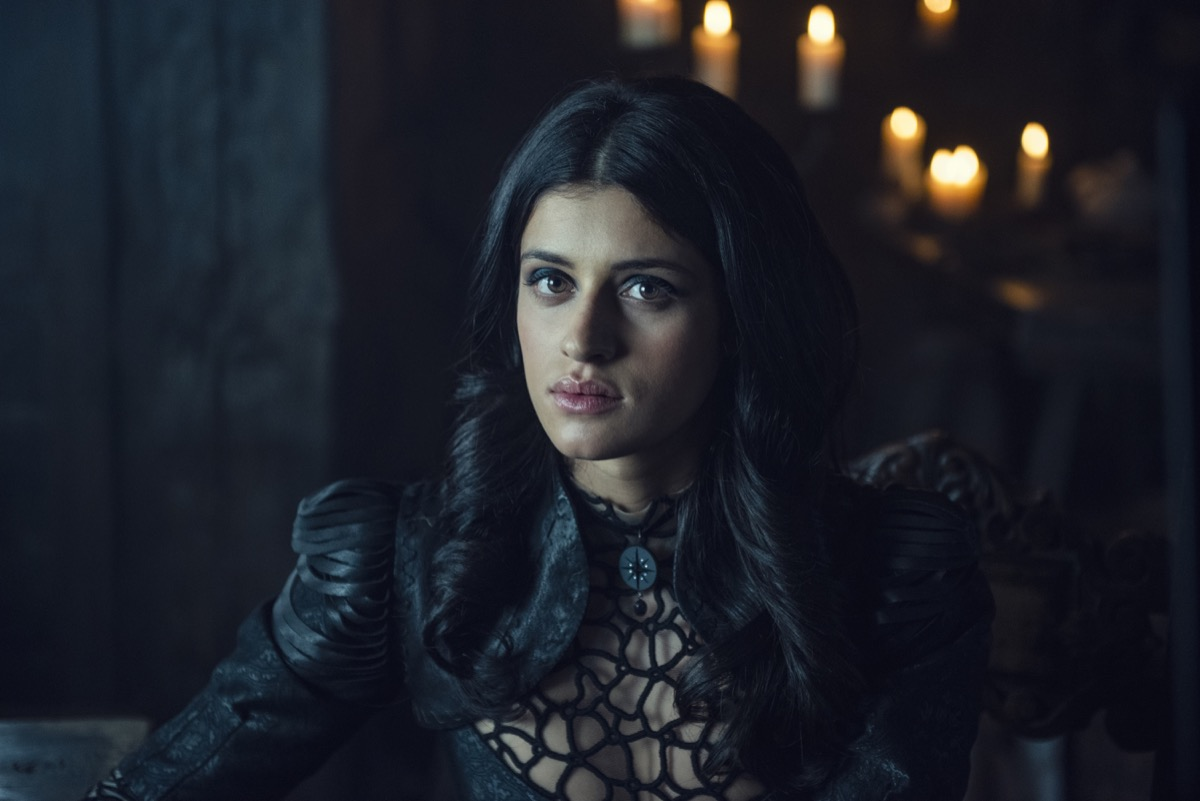 Yennefer in Netflix's The Witcher.