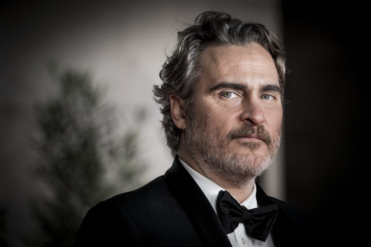 LONDON, ENGLAND - FEBRUARY 02: Joaquin Phoenix attends the EE British Academy Film Awards 2020 After Party at The Grosvenor House Hotel on February 02, 2020 in London, England. (Photo by Tristan Fewings/Getty Images)