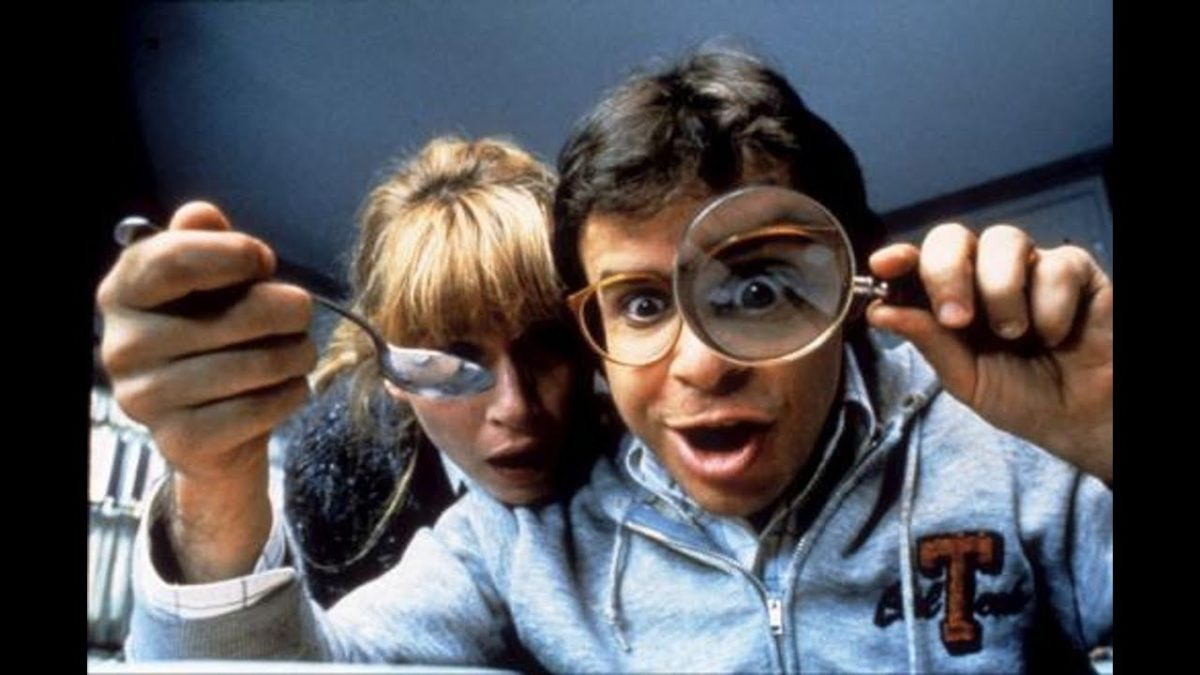 Things We Saw Today: Rick Moranis Will Return for Honey, I Shrunk The Kids Sequel