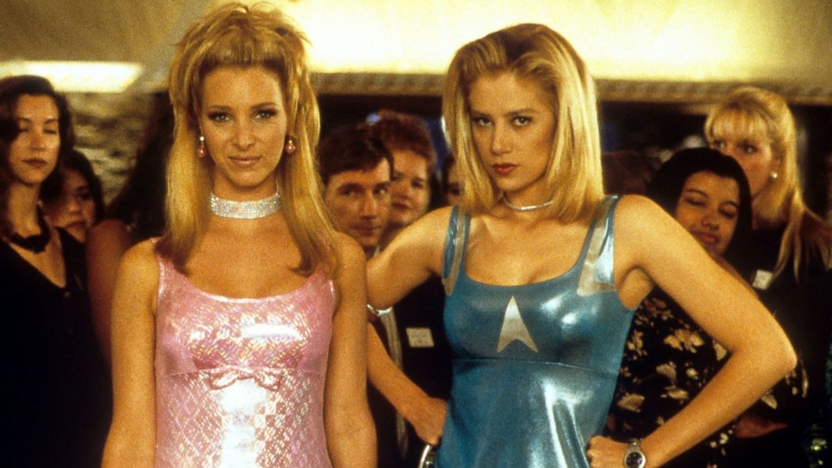 lisa kudrow and mira sorvino