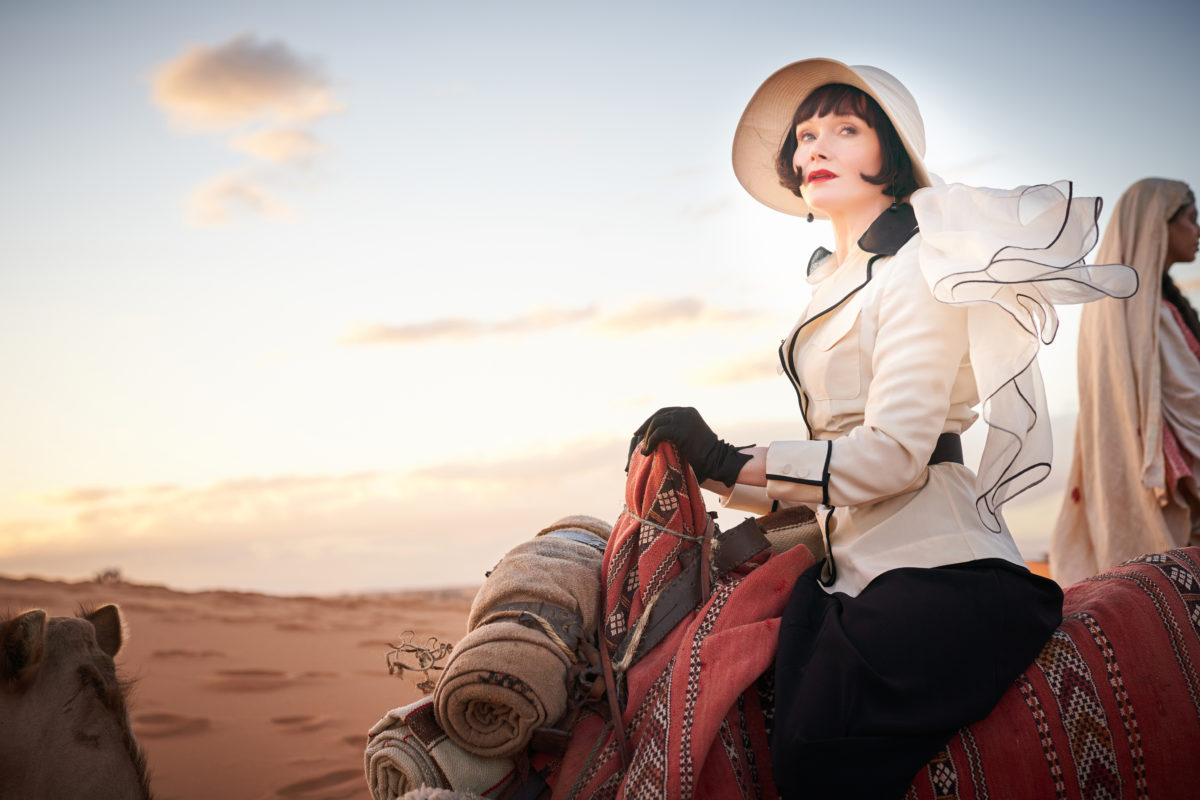 essie davis is phryne fisher