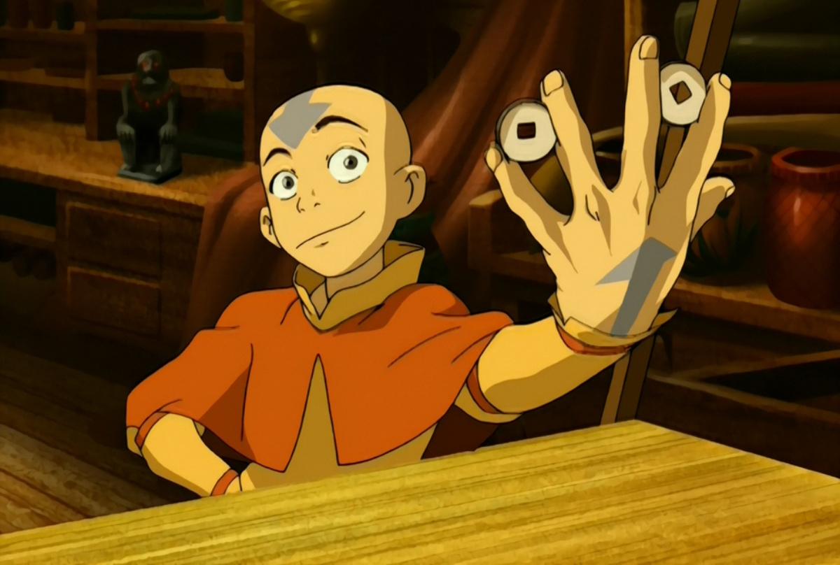 Zach Tyler as Aang in Avatar: The Last Airbender (2005)
