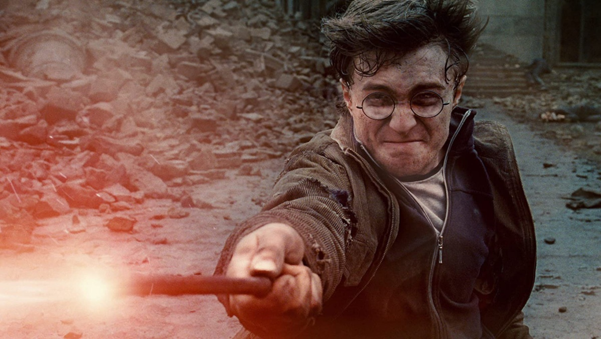 Daniel Radcliffe is Harry Potter in Harry Potter and the Deathly Hallows: Part 2 (2011)