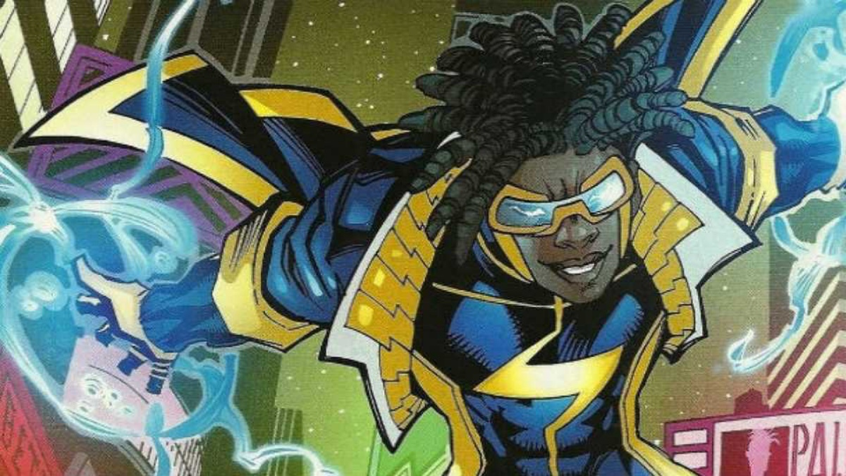 Static Shock' Movie Is in Development! | The Mary Sue
