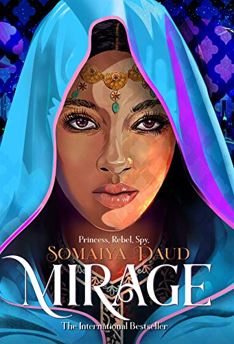 Book Cover for Mirage by Somaiya Daud