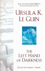 Book cover for The Left Hand Of Darkness by Ursula LeGuin