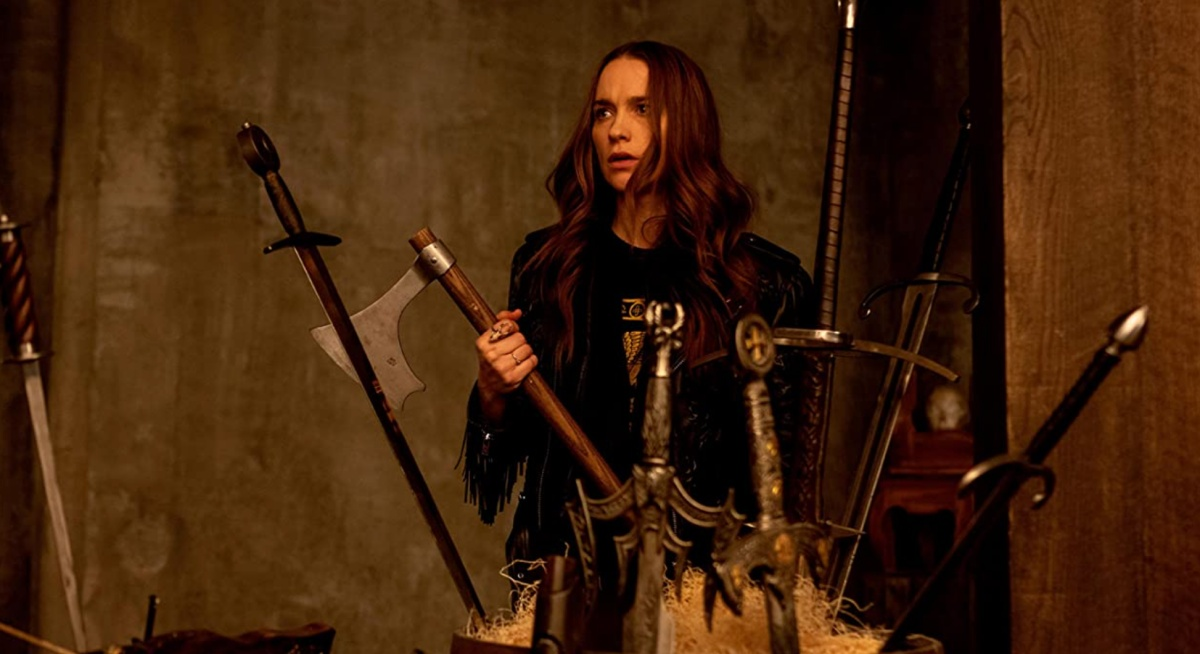 Holy War: Part 2 (2020) Wynonna Earp (2016)