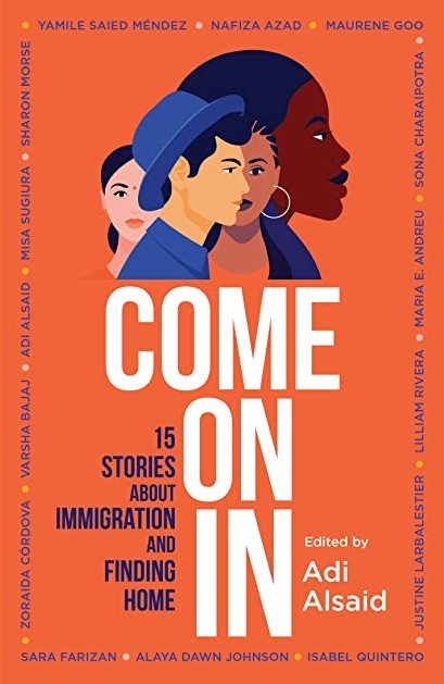 Book Cover for Come On In by Adi Alsaid