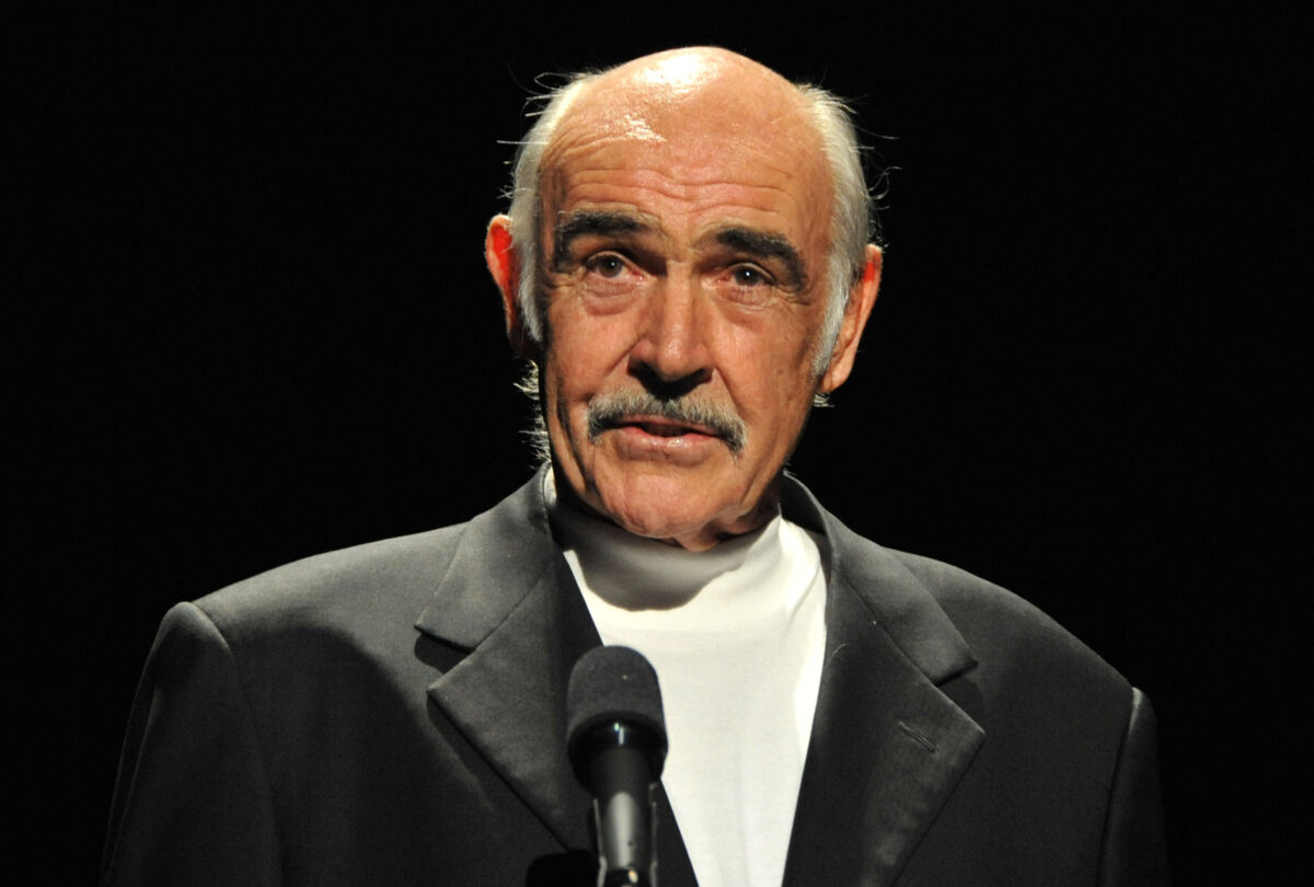 This is Sean Connery's best James Bond movie