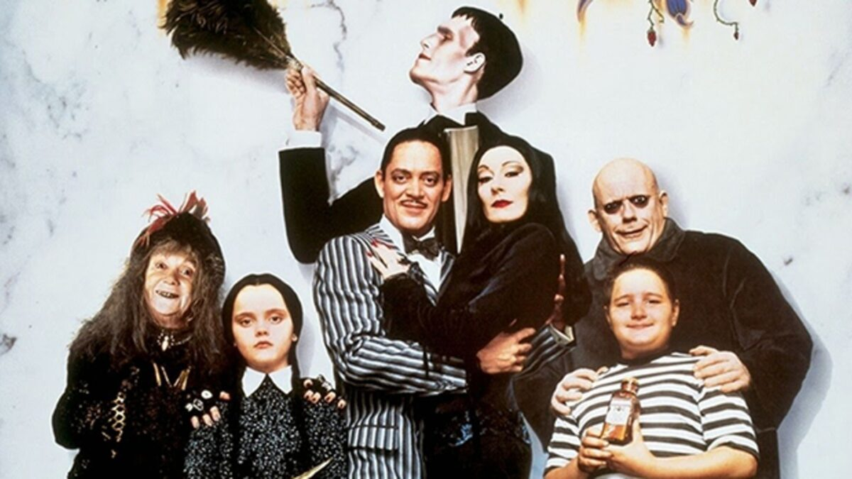 Tim Burton & Smallville Producers Team For Live-Action Addams Family Series