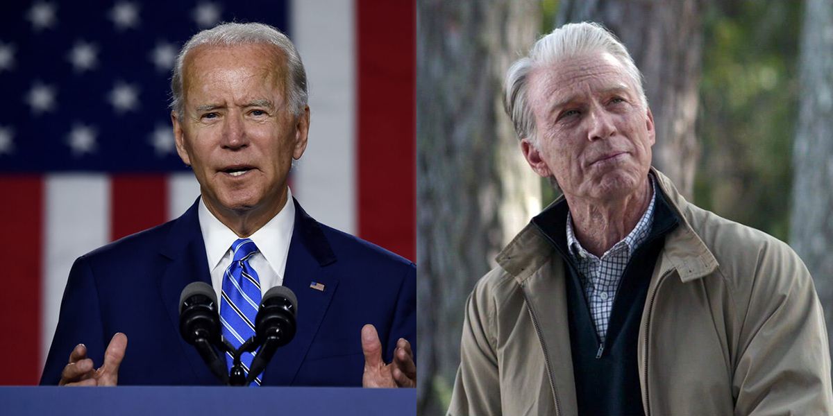 Chris Evans Confirms Old Man Steve Rogers Looks Like Biden The Mary Sue