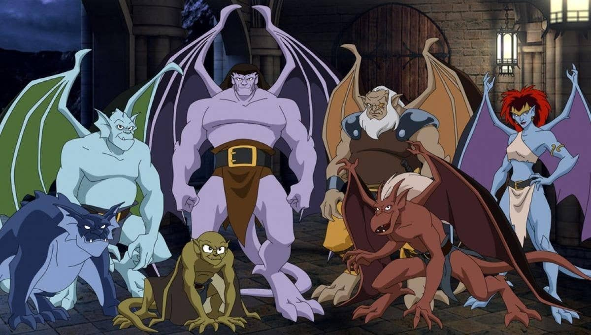 Please, Disney+, There's Still Time For More Gargoyles