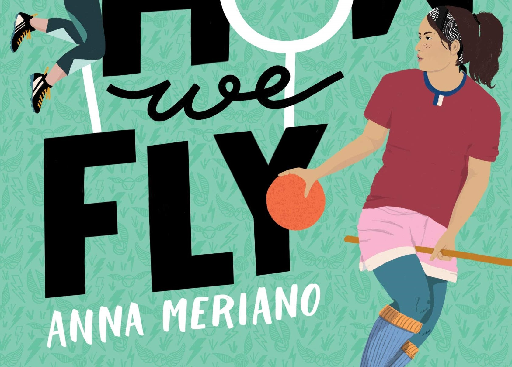 Book cover for This Is How We Fly by Ana Meriano
