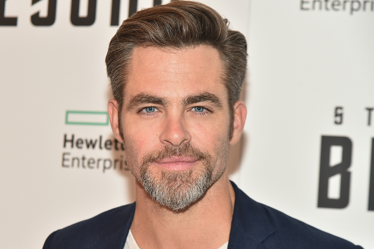 Chris Pine to star in 'Dungeons and Dragons' movie