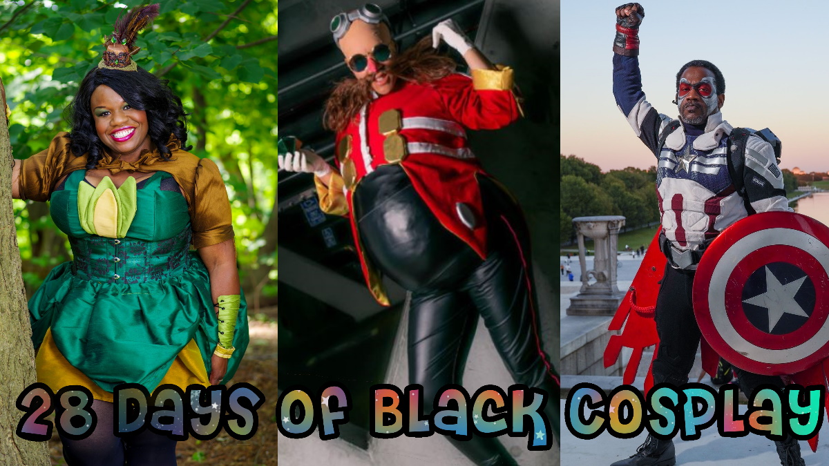 Cosplay of (Image: Adya Cosplay, Dbnibbles Cosplay, and Corey Morgan)