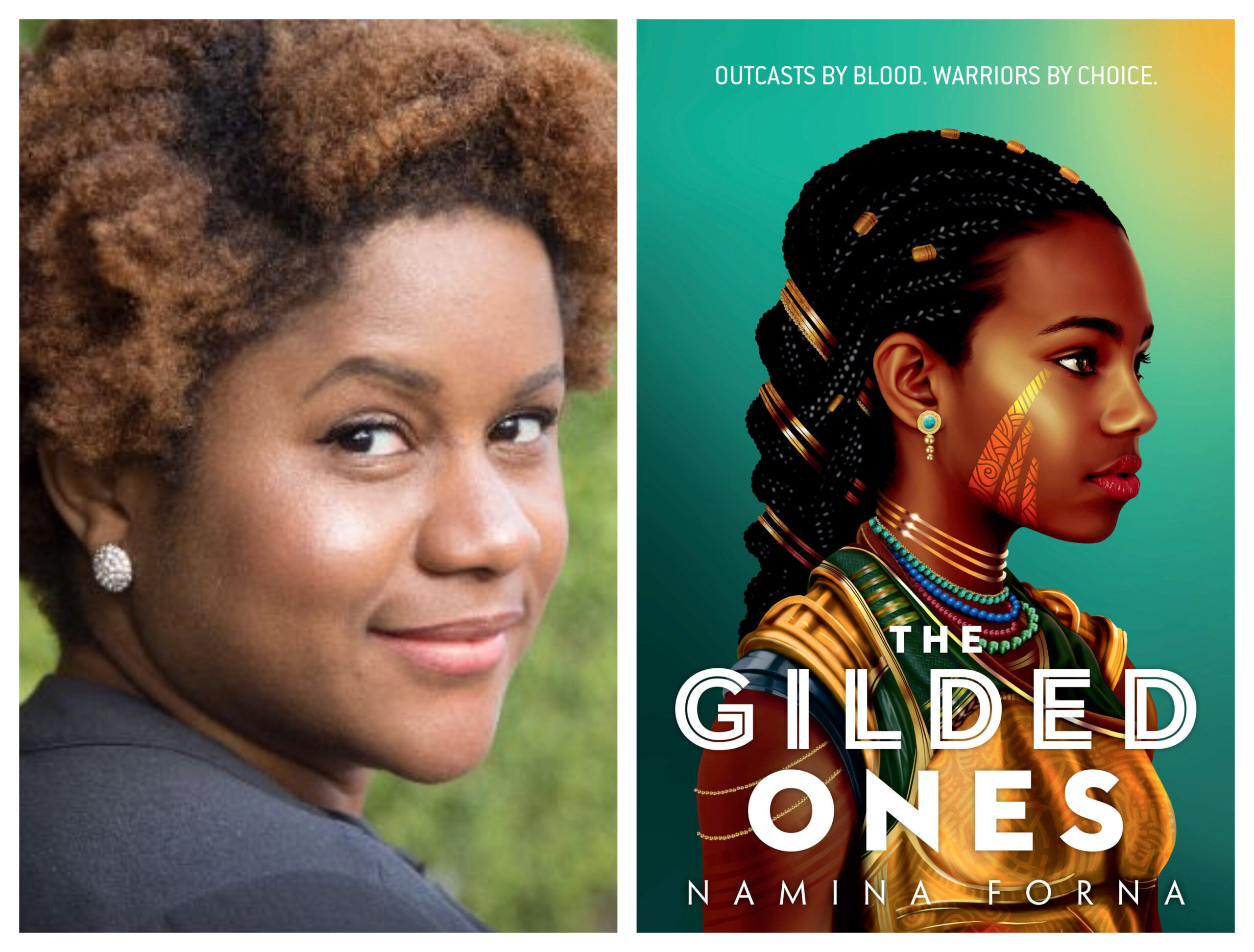 Namina Forna and her debut YA Fantasy, The Gilded Ones