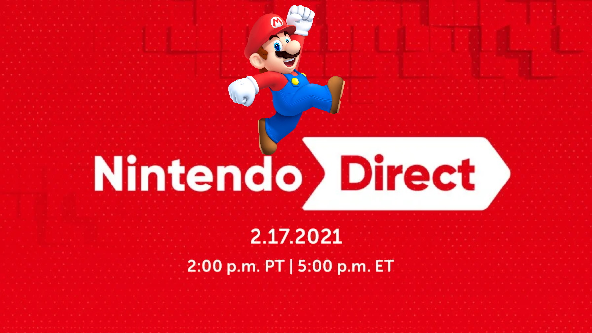 Nintendo Direct image for February 17th
