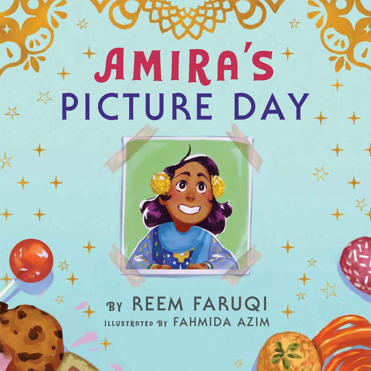 Book cover for Amira's Picture Day by Reem Faruqi