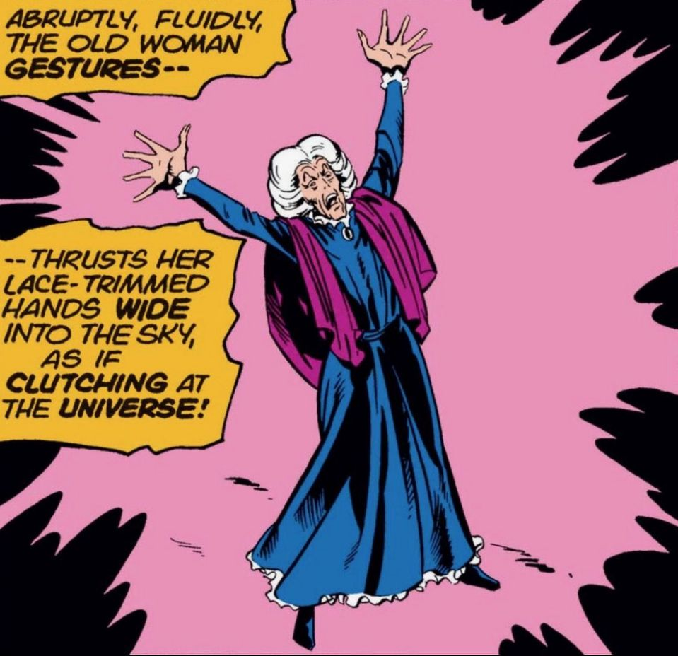 Agatha Harkness in Marvel Comics