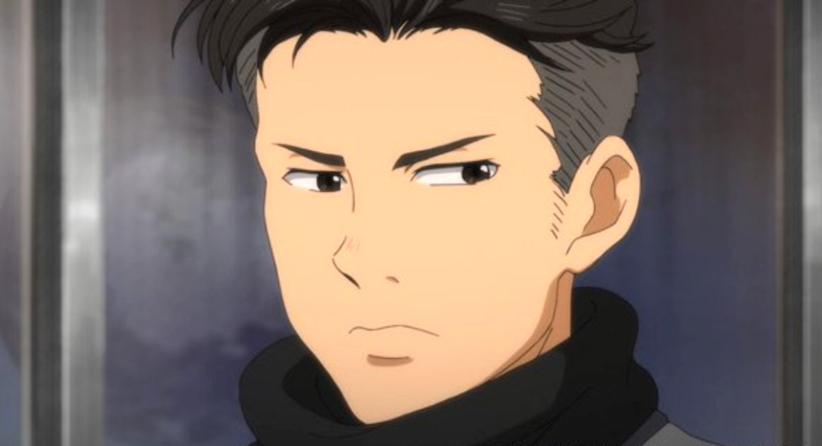 Otabek shows up