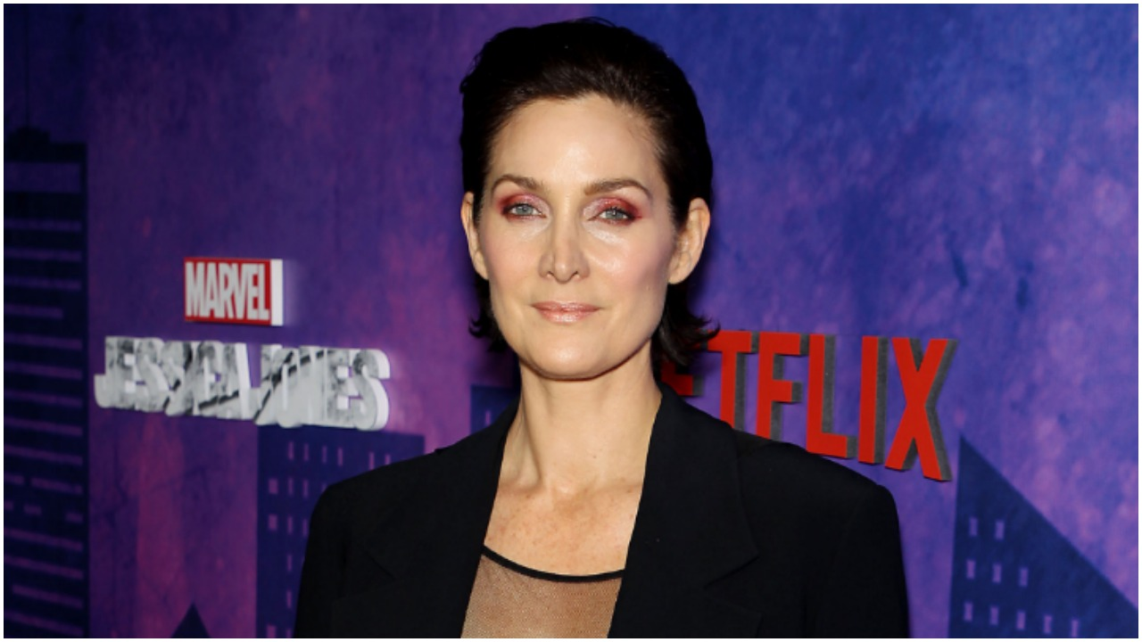 Carrie-Anne Moss Shares Infuriating Story on How Hollywood Treats Women Over 40