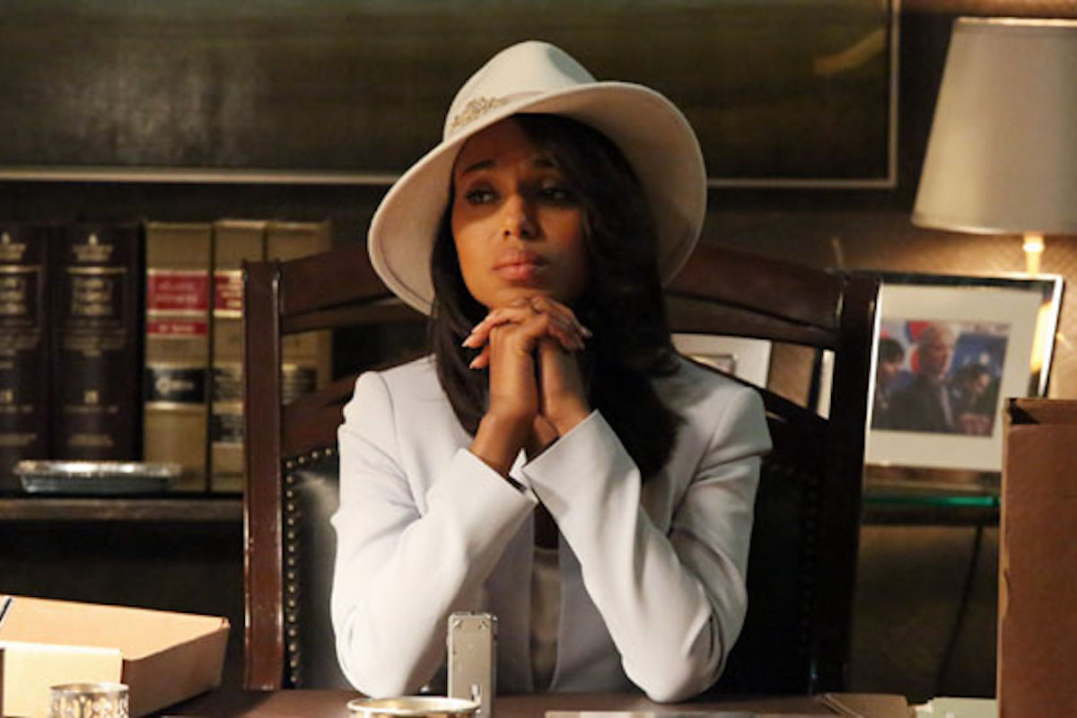 The Golden Globes Are Such a Disaster That the Real-Life Olivia Pope Said No Thank You