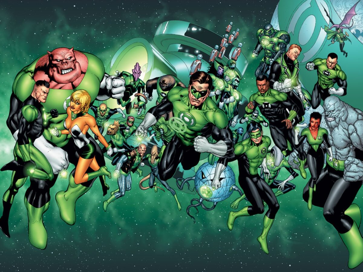 What Exactly Is Going on With All These Green Lantern Announcements?