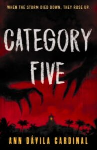 Category Five book cover.