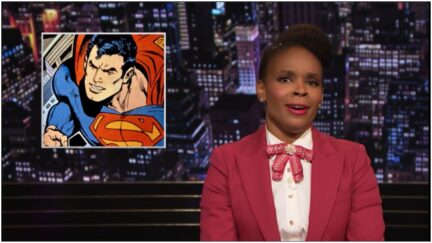 Amber Ruffin discusses bisexual Superman