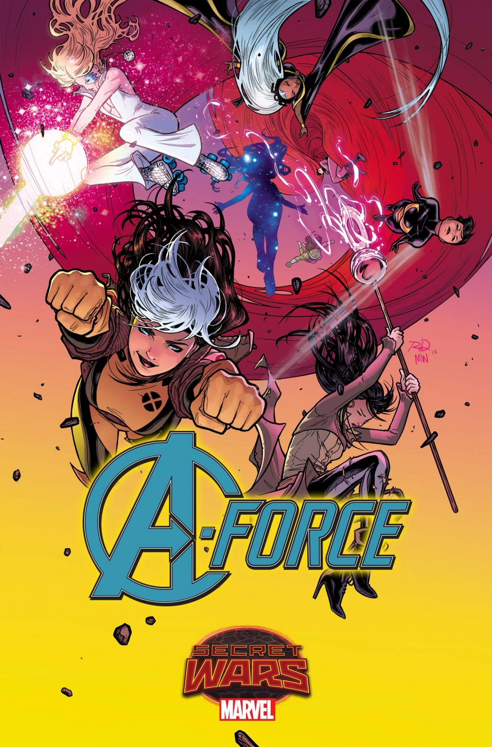 Marvel's A-Force #1