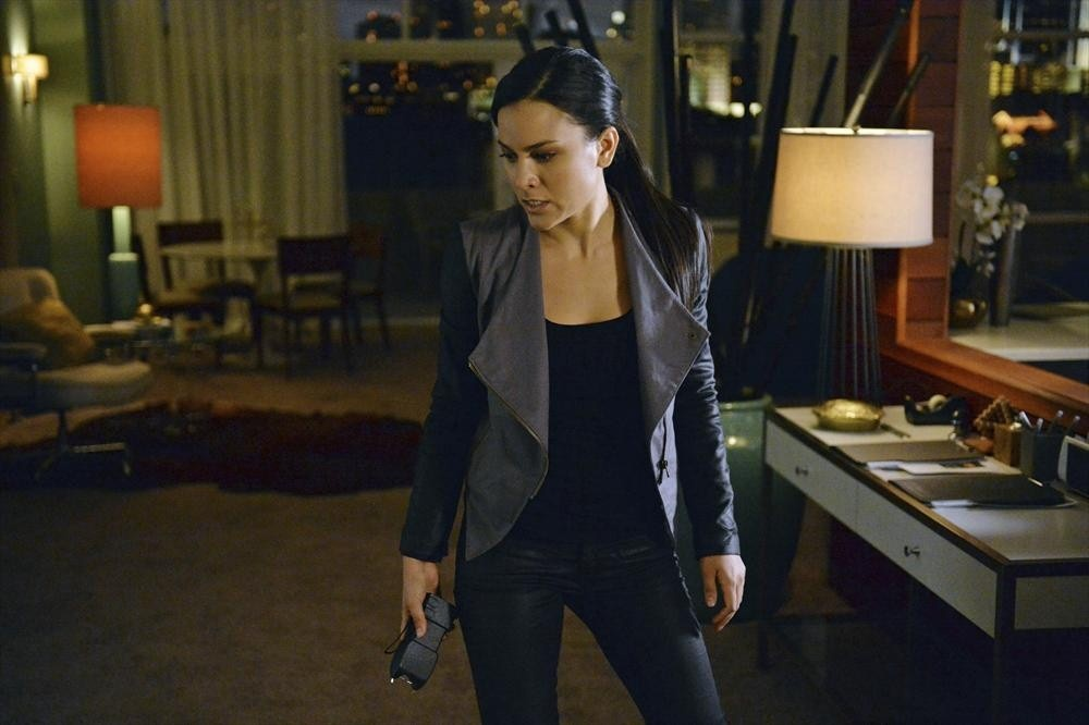 <em>Agents of SHIELD</em>, Episode 4