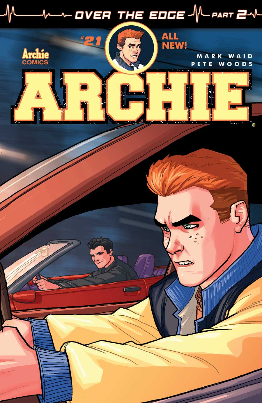 Archie 21 - Main Cover