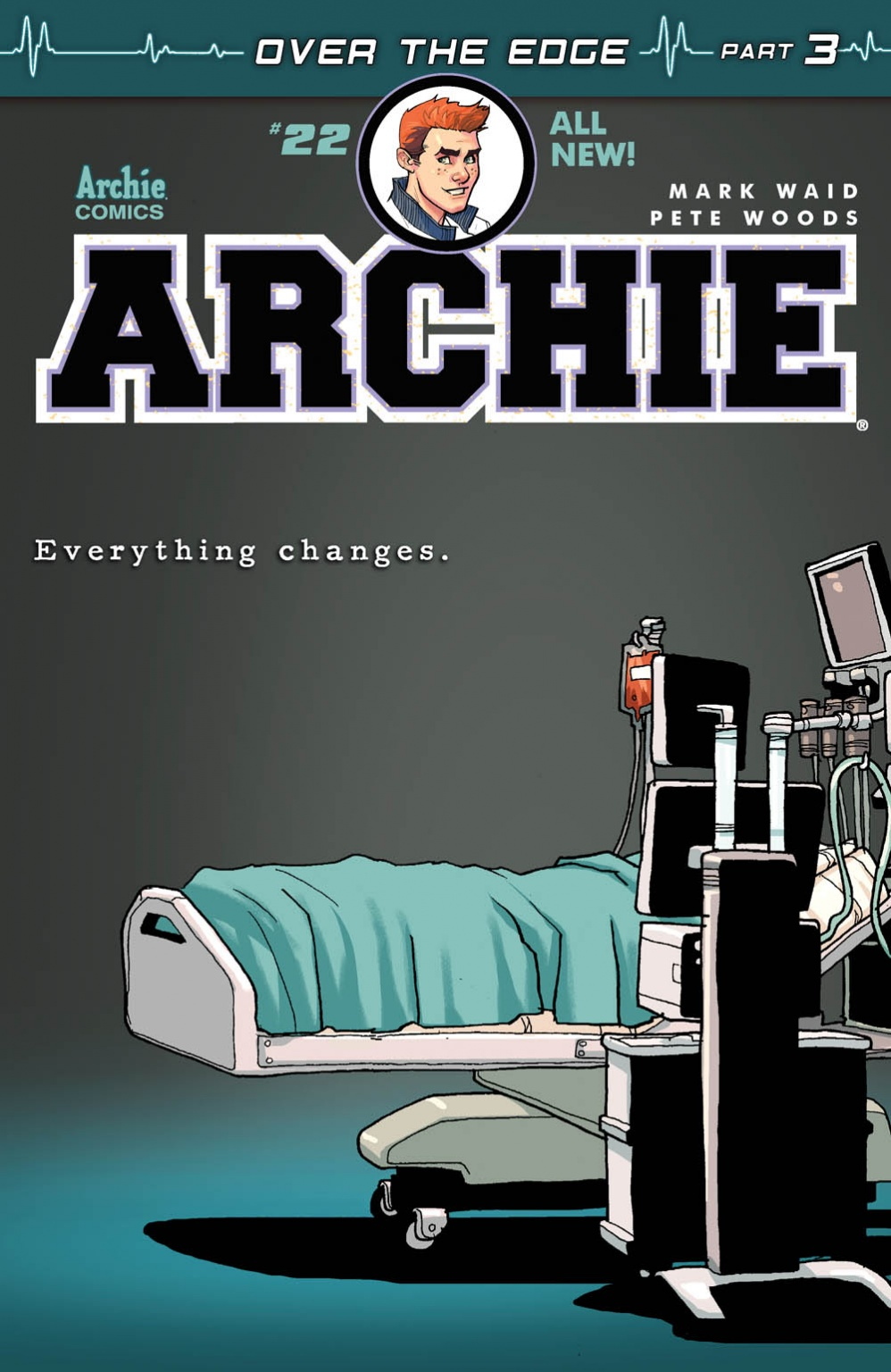 Archie 22 - Main Cover